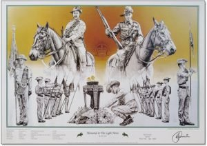 Memorial of the Light Horse