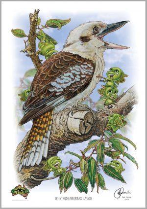 A3 – Why Kookaburras Laugh
