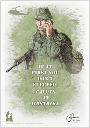 Call An Airstrike