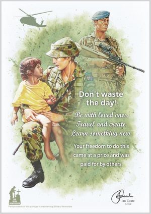 Do Not Waste the Day