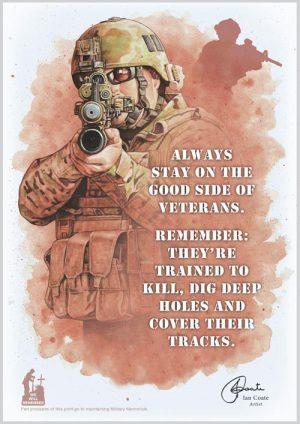 Good Side of Veterans