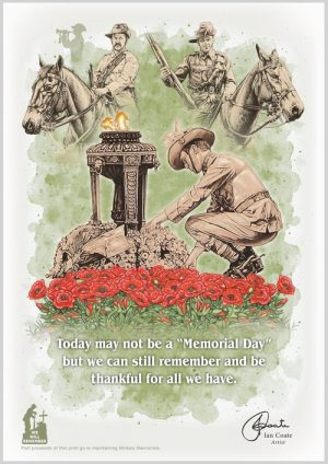 Not A Memorial Day