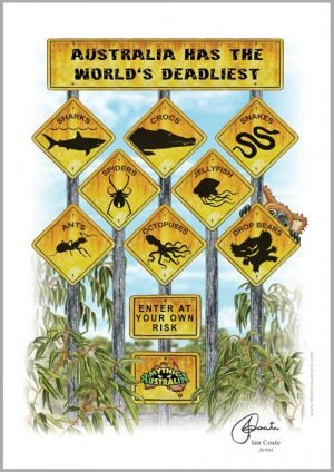 Drop Bear- Worlds Deadliest