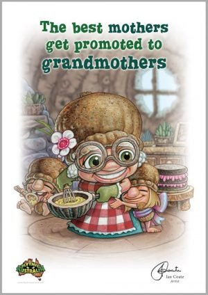 Old Nutter – Grandmothers