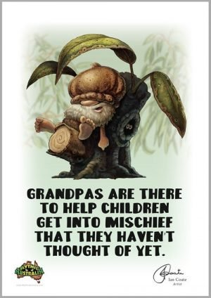 Old Nutter – Grandpas