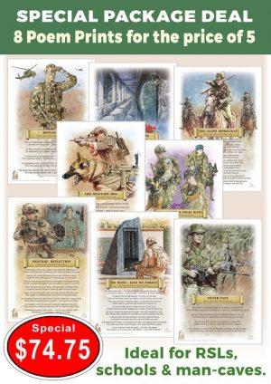 Military Poem Package Deal