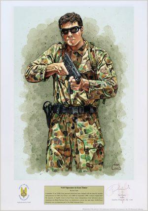 SAS Operator in Timor