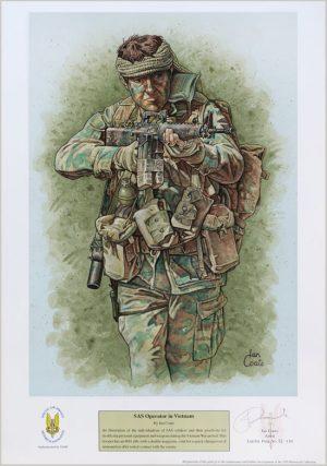 SAS Operator in Vietnam